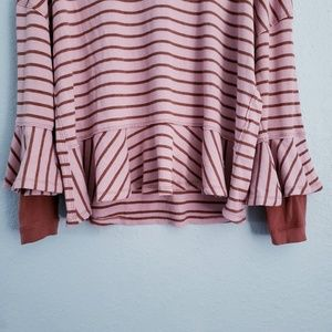 Free People Tops - We The Free Round About Tee in pink